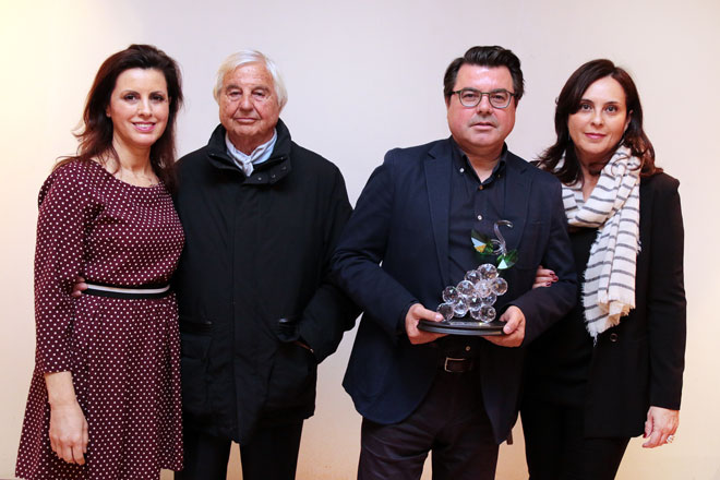 Rodolfo Valiente is elected as 'Best Winemaker' of the Valencian Community
