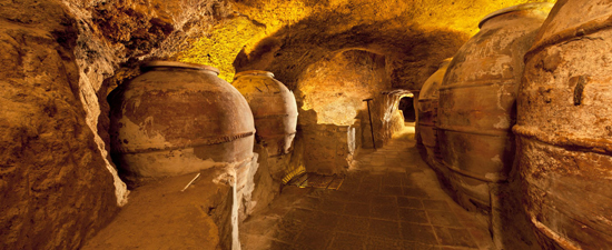Caves of La Villa - Requena