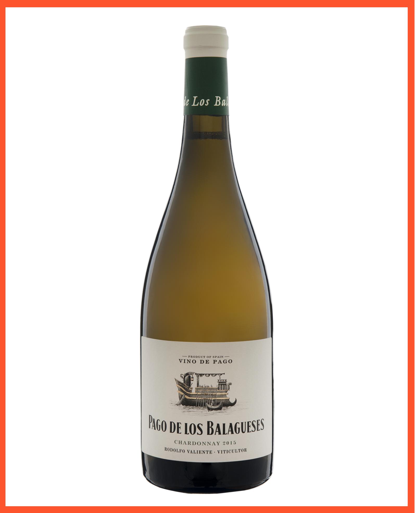 Pago de los Balagueses - Chardonnay