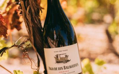 Pago de los Balagueses Syrah el mejor vino de pago del mundo